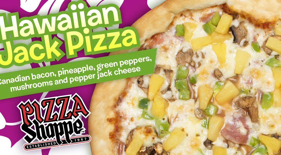 Hawaiian Jack Pizza