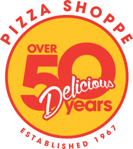 pizza shoppe fifty years strong